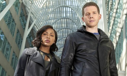 Krypton Radio 1st Look: 'Minority Report' Series Trailer