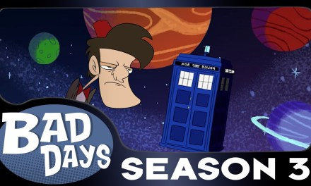 Video of the Day: 'Doctor Who – Bad Days'
