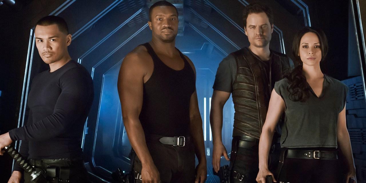 Krypton Radio 1st Look: SyFy's 'Dark Matter'