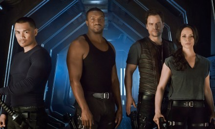 Krypton Radio 1st Look: SyFy's 'Dark Matter'