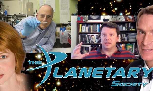 New on Krypton Radio: 'Planetary Radio'