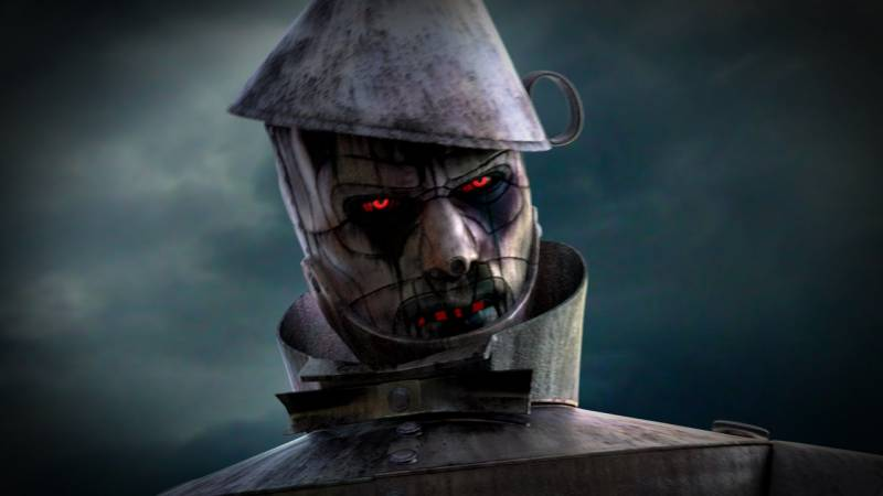 Video of the Day: 'Avengers of Oz:Age of Tinman'