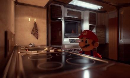 Mario Recreated in Unreal Engine 4