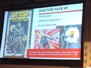 Dr. Fate
