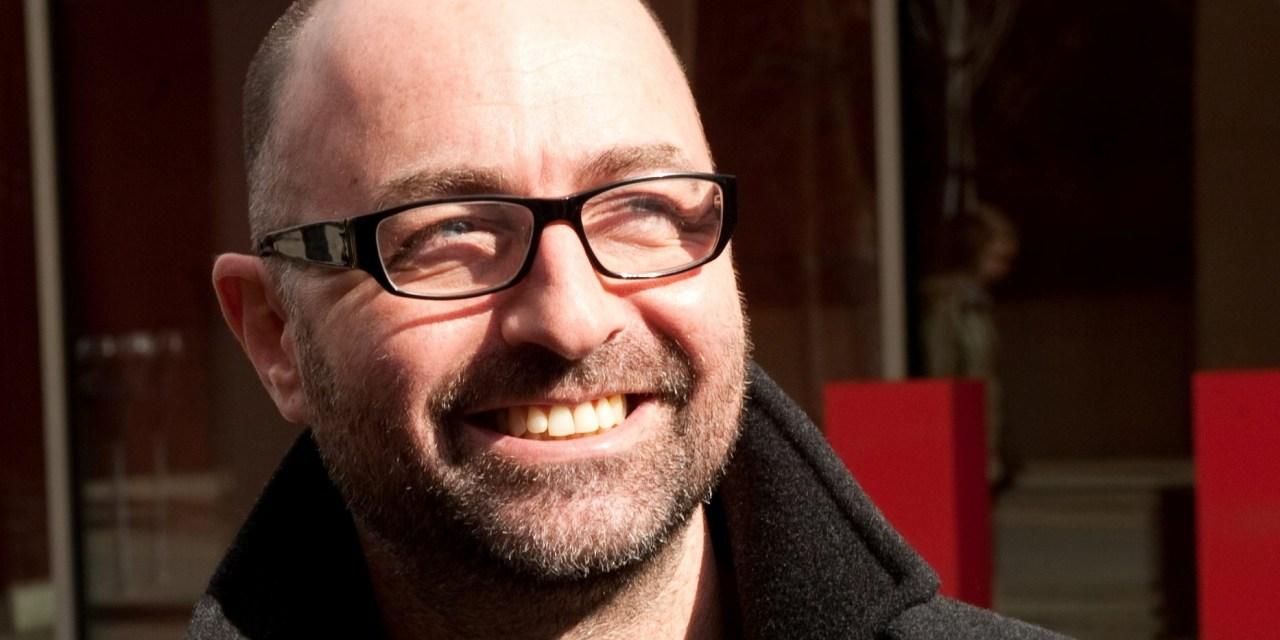 On 'The Event Horizon': Simon Barry, Creator/Producer of 'Continuum'