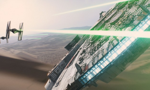 'Star Wars: The Force Awakens' Reel at SDCC 2015