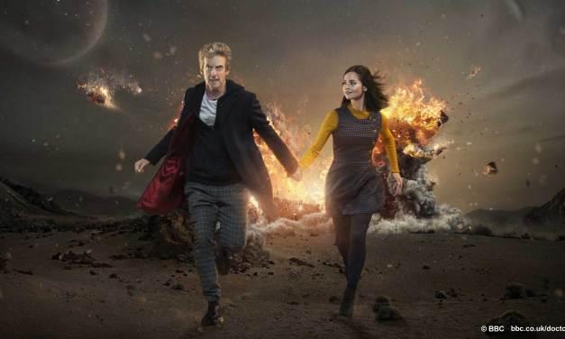 1st Look: Doctor Who Season 9 Trailer #2
