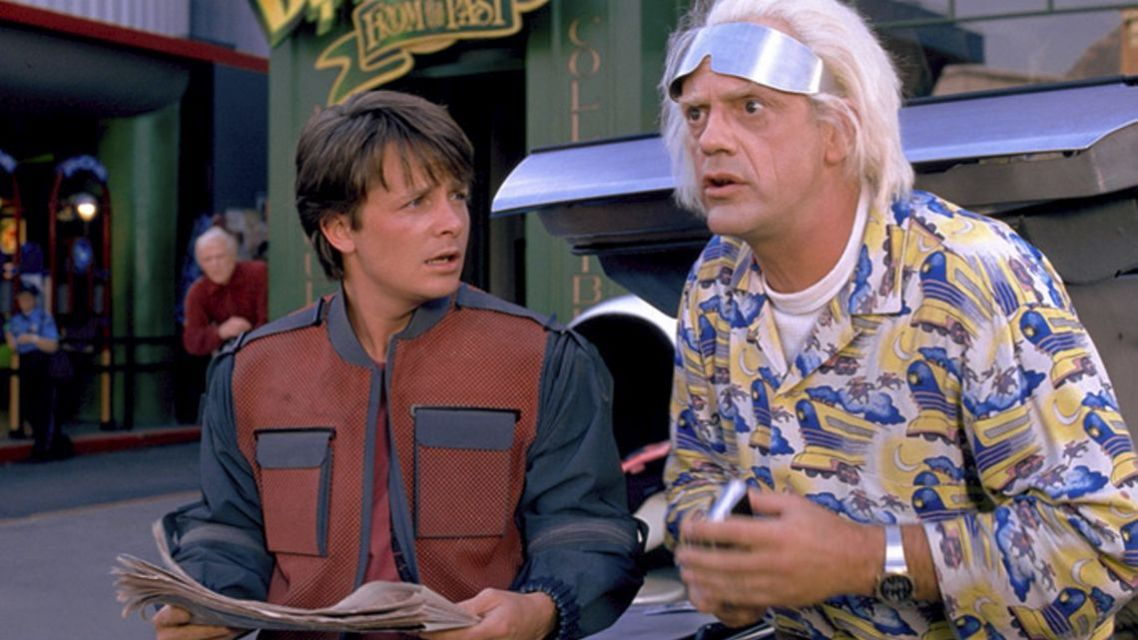 The Future Is Now: A Look Back at 'Back to the Future II'