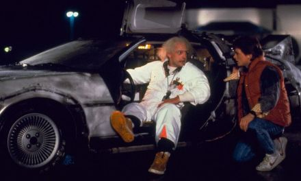 'Back to the Future' Keeps Happening