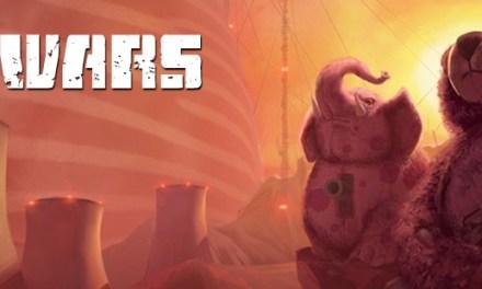 On 'The Event Horizon': Tom Gondolfi, Author of 'Toy Wars'