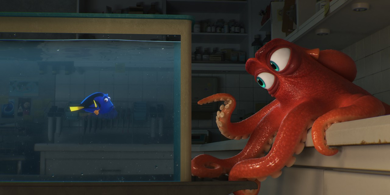 1st Look: 'Finding Dory'