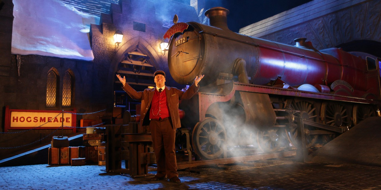 1st Look: 'The Wizarding World of Harry Potter' at Universal Studios Hollywood