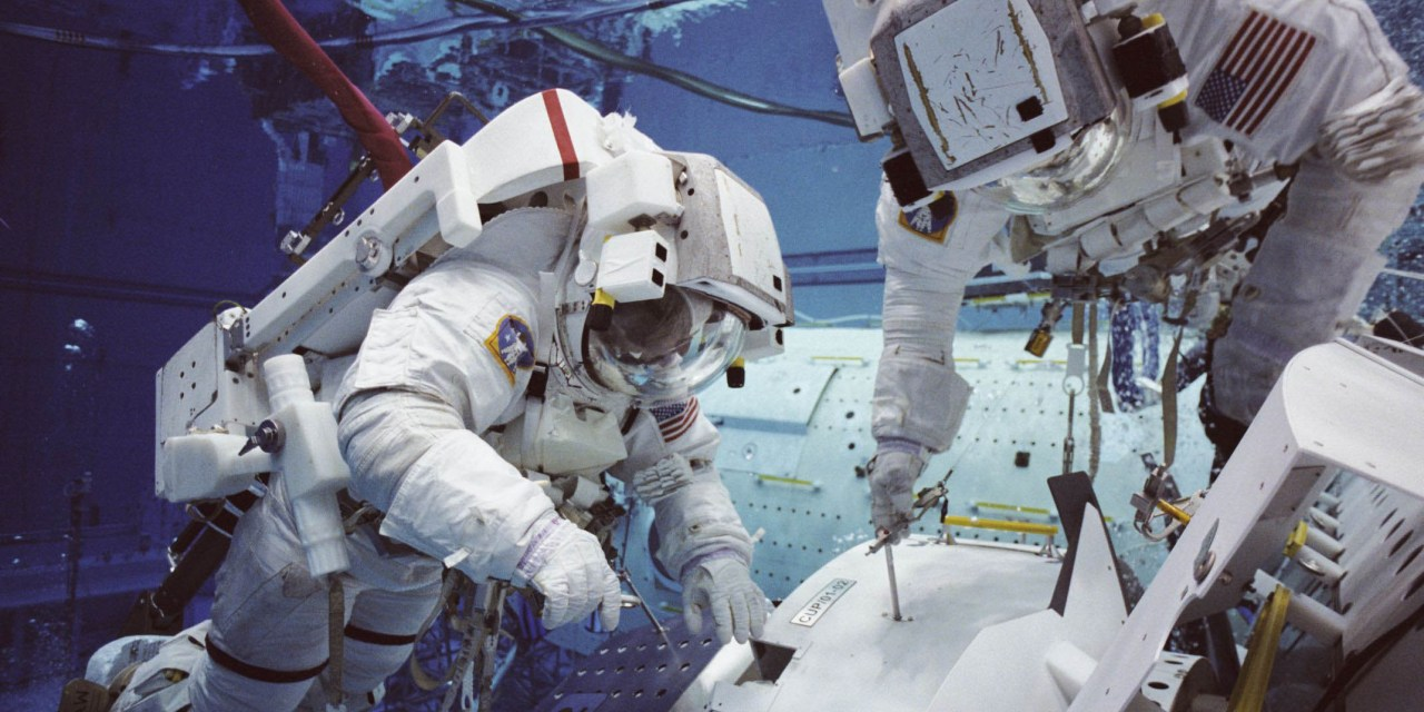 NASA Wants Astronauts. Maybe You.