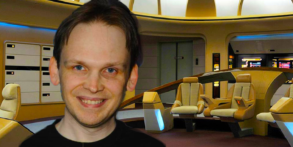 Huston Huddleston, Savior of the TNG Bridge Set, Convicted on Child Pornography Charges