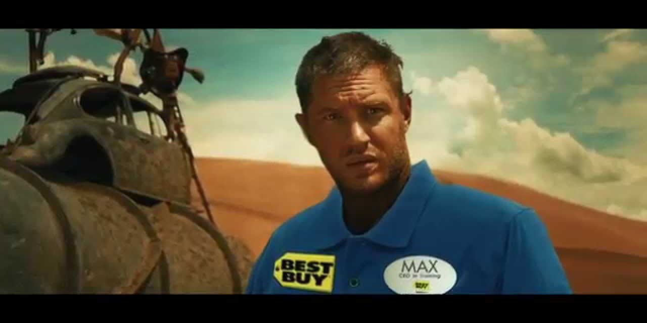 Video of the Day: 'Mad Max: Black Friday'