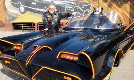 The World Pays Last Respects to Kustom Car Genius George Barris