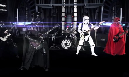 Video of the Day: 'Galactic Empire's 'Star Wars Main Theme' Cover