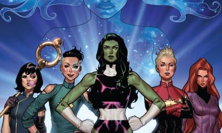 Four-Color Bullet: A Brief Review of the All-New Marvel U.
