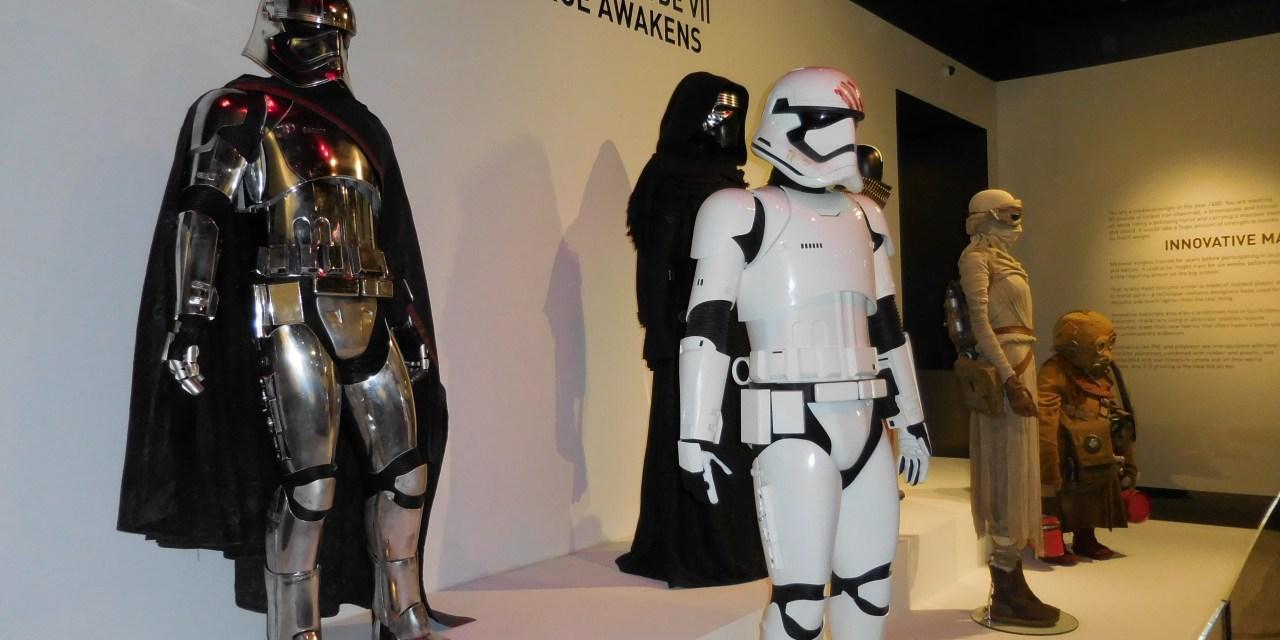 The Force Awakens at FIDM 24th Annual Costume Design Exhibit