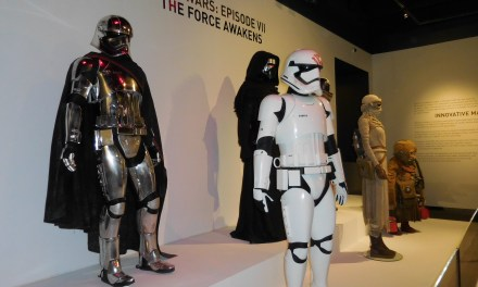 The Force Awakens at FIDM 24th Annual Costume Design Exhibit