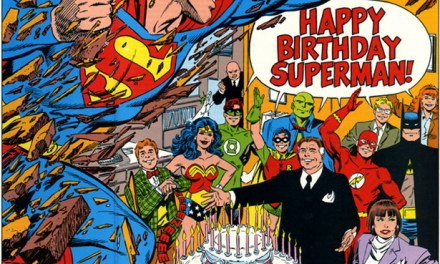 Happy Birthday, Superman!
