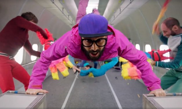 Video of the Day: 'Upside Down & Inside out' by OK Go