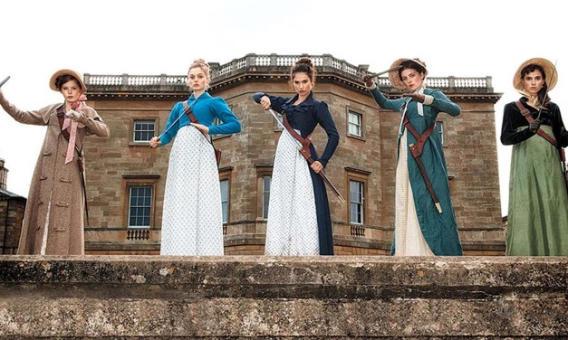 Movie Review: 'Pride and Prejudice and Zombies'