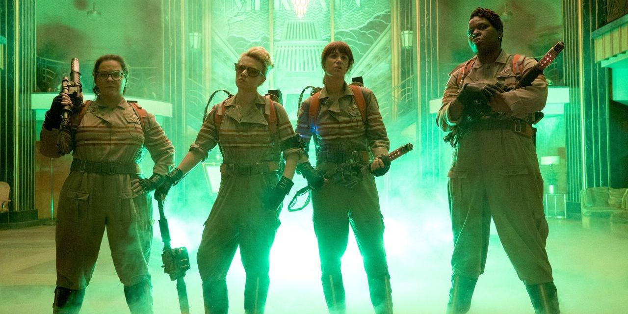 1st Look: 'Ghostbusters' Trailer 2