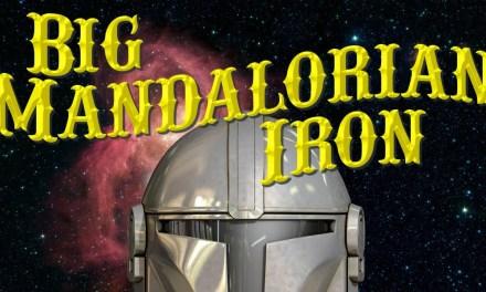 Video of the Day: 'Big Mandalorian Iron'
