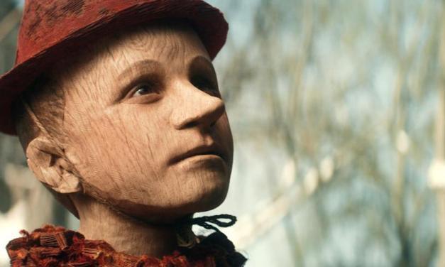 "Trailer Park: ""Pinocchio"""