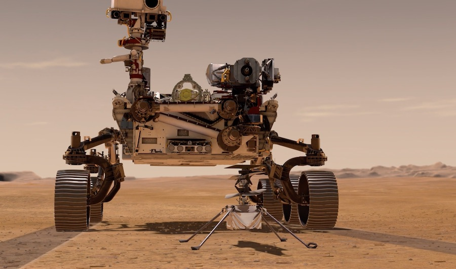 Three Cheers for Perseverance! Mars Rover Launches Successfully