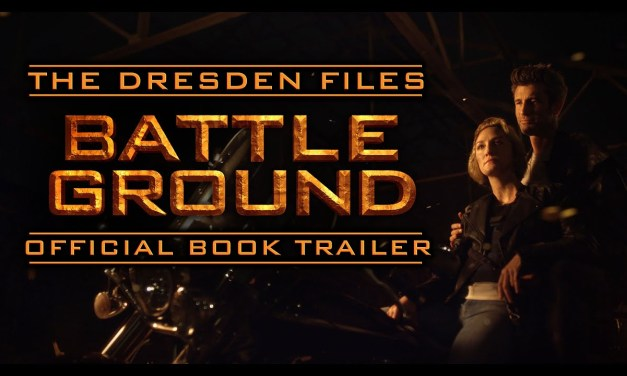 Jim Butcher's 'Battle Ground' Gets a Cinematic Trailer