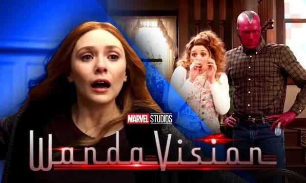 Trailer Park: 'Wandavision' Official Trailer