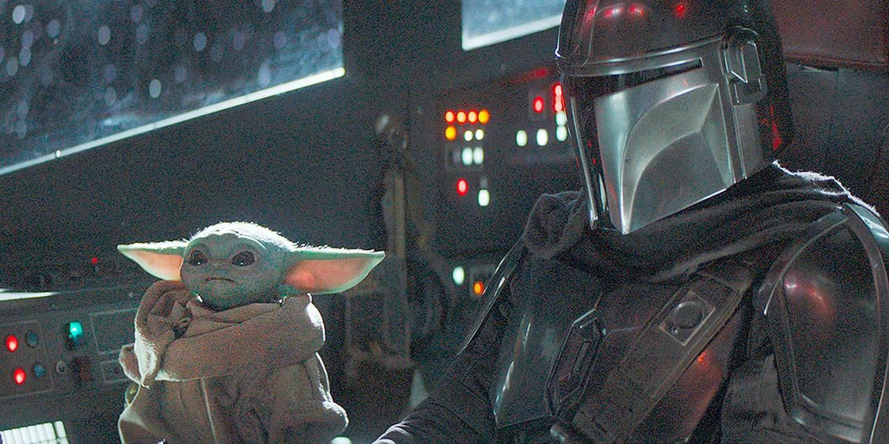 A 'Mandalorian' Movie; Sci-Fi battles the Pandemic