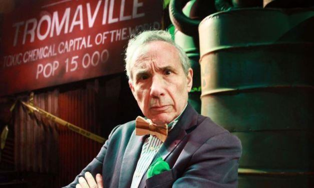 Interview with Troma Pictures' Lloyd Kaufman: Creator of Toxic Avenger & Champion of Indie Film