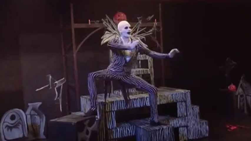 Nightmare Before Christmas Streaming 2020 Nightmare Before Christmas' Benefit Concert Streaming on Vimeo