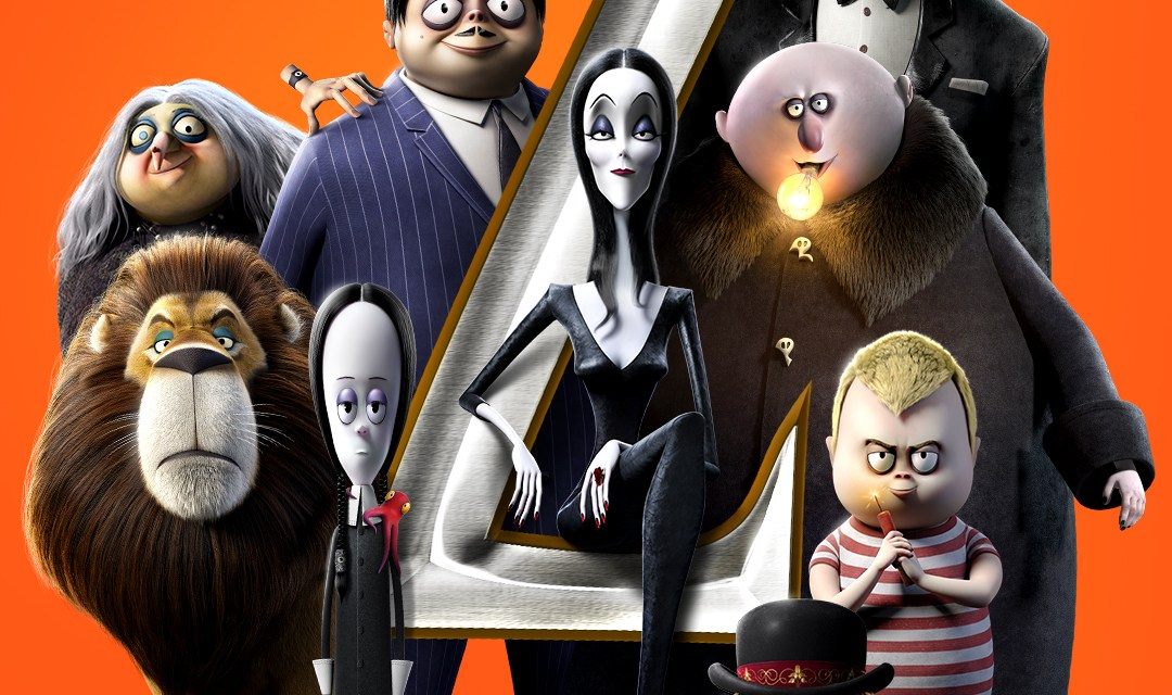 'Addams Family' Animated Returns for 2nd Feature
