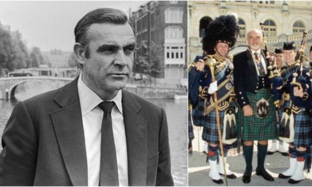 Sir Sean Connery — Gone at 90