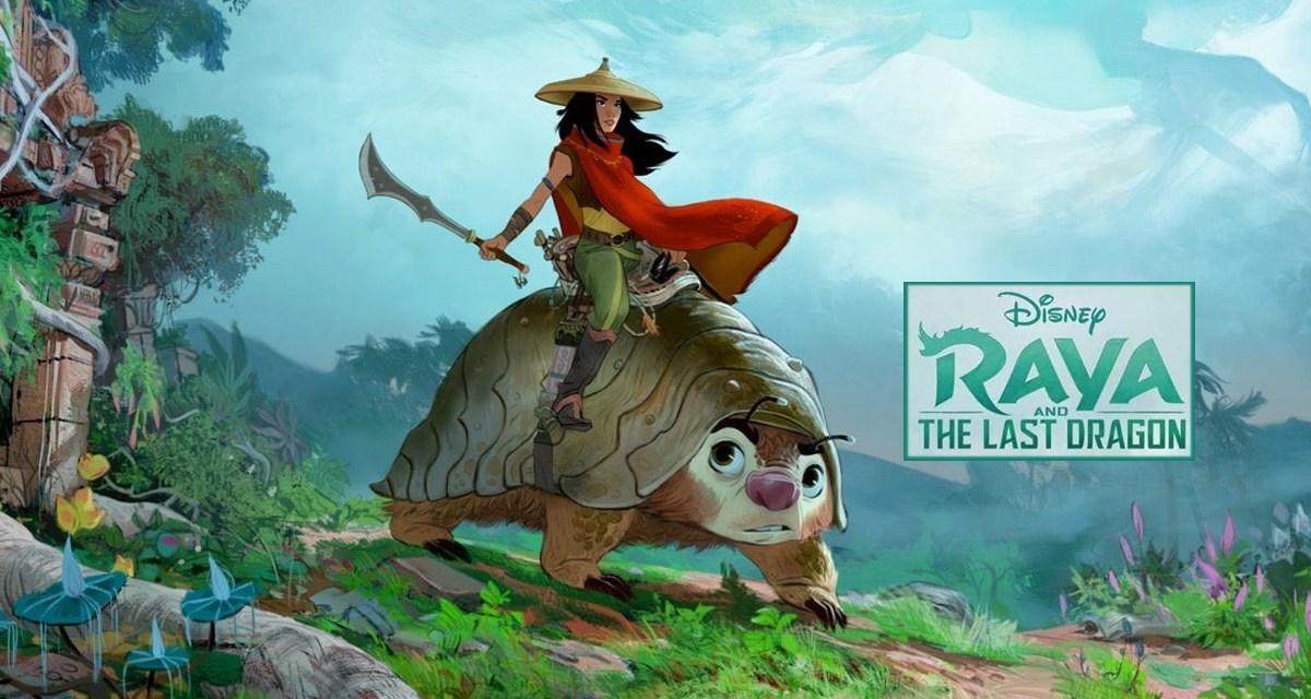 1st Look: Disney's 'Raya and the Last Dragon' Teaser Trailer