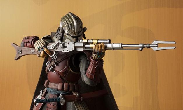 Ronin Mandalorian Collectible Arrives from BANDAI