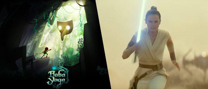 Kate Winslet, Daisey Ridley, Jennifer Hudson & Glen Close star in 'Baba Yaga' VR Experience