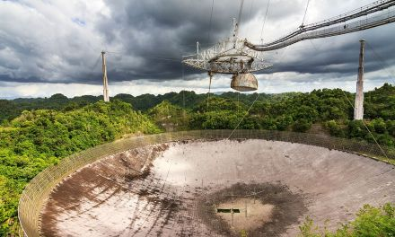 Arecibo Observatory to be Decommissioned