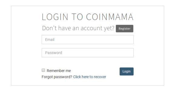 ako kúpiť bitcoin? prihláste sa do účtu