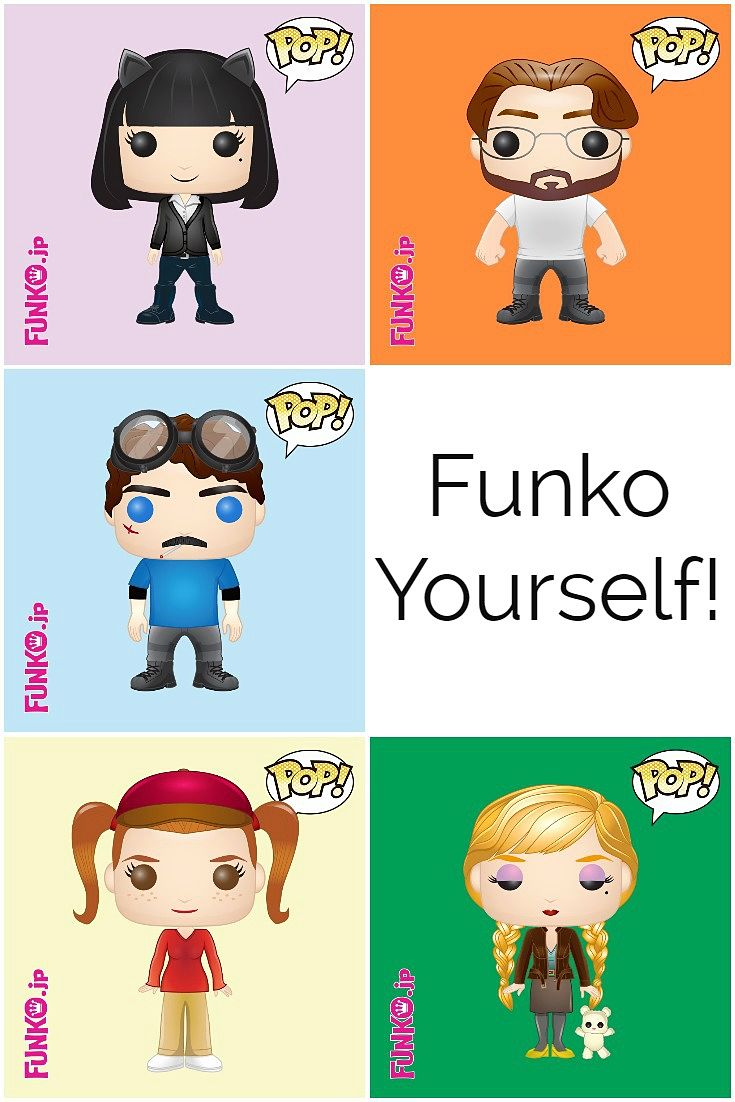 Funko Pop Avatar Generator: Funko Yourself for Fun