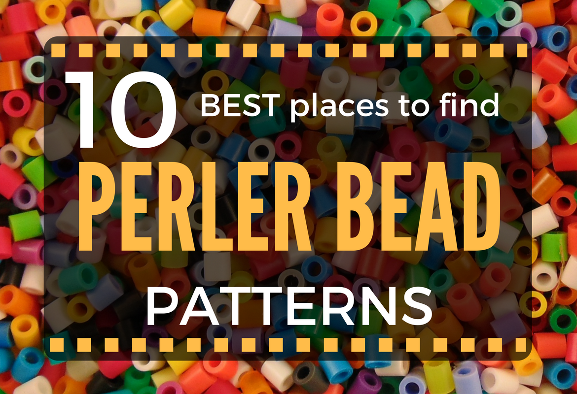 10 Best Places To Find Perler Bead Patterns