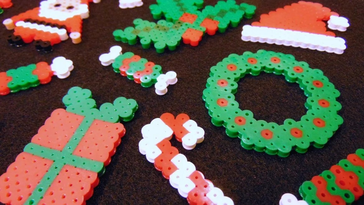 10 Easy Christmas Perler Bead Patterns