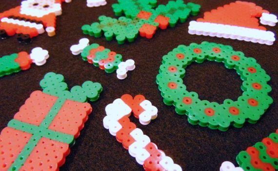easy christmas perler bead patterns - Christmas Perler Bead Patterns