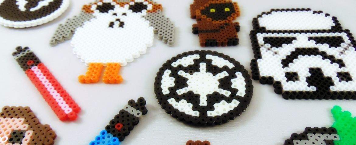 10 Easy Star Wars Perler Bead Patterns – Krysanthe