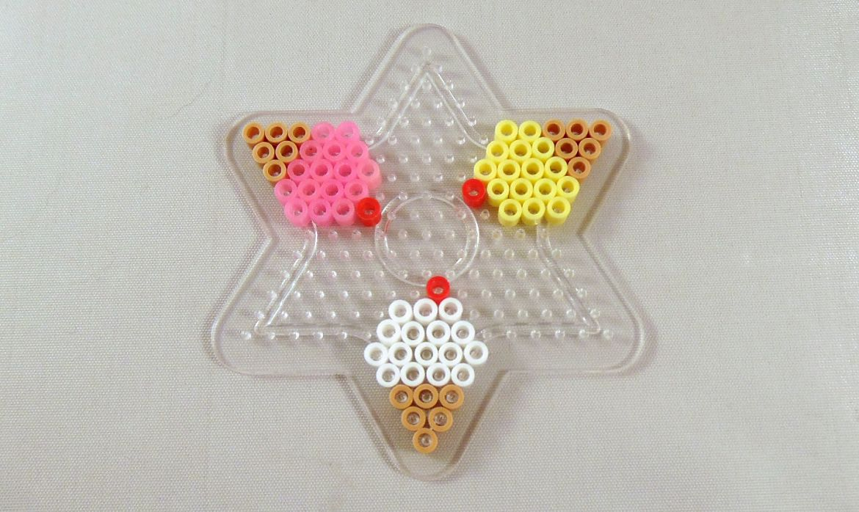 Ice Cream Perler Beads By Bagncraft Hama Beads Perler