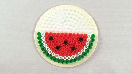 perler bead patterns easy watermelon summer krysanthe